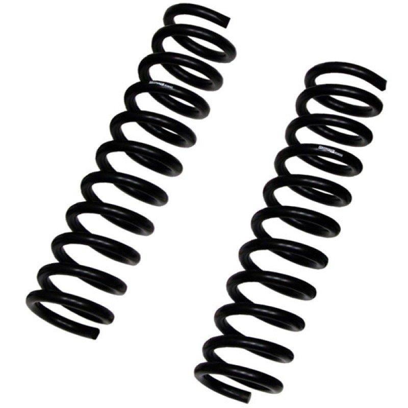 Set of 2 Skyjacker TJ60R Black Rear 6 Lift Softride Coil Spring,