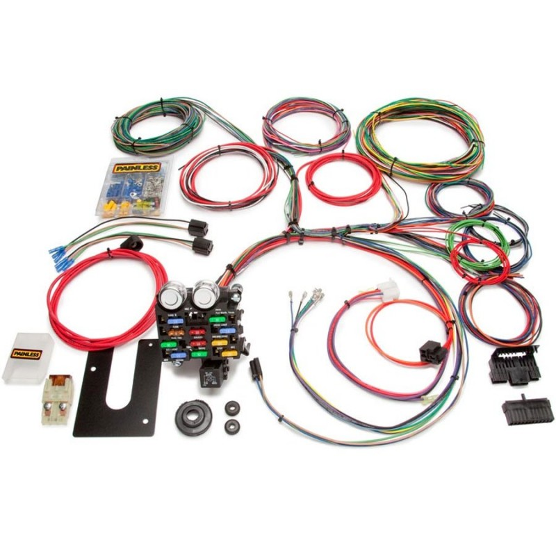 Painless Wiring Harness Jeep from www.morris4x4center.com