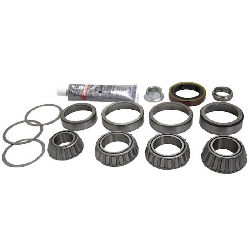 Crown Carrier Pinion Bearing Kit For Dana 35 Axle Best Prices Reviews At Morris 4x4