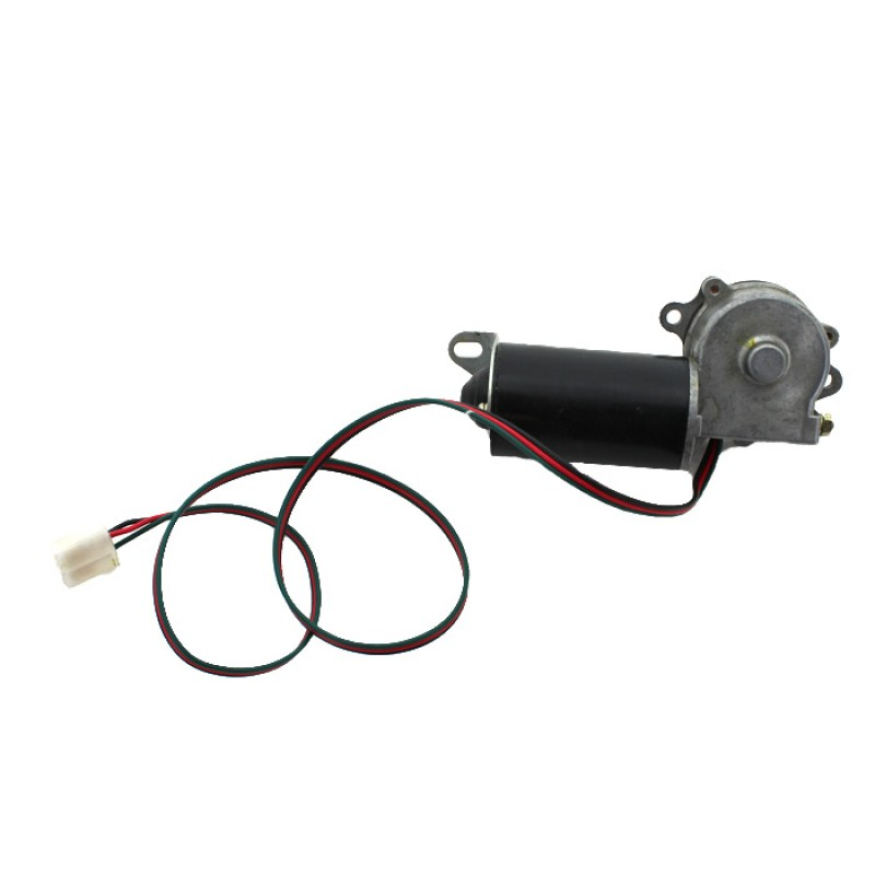 Crown Windshield Wiper Motor with 3-Wire Plug on 3 phase plug, 3 wood plug, 3 prong plug, 3 pin plug, 2 wire plug, 6 wire plug, 4 wire plug,