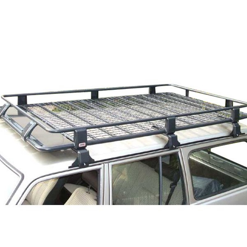 Arb 73 X 49 Roof Rack Basket With Mesh Floor Tubular Steel Best Prices Reviews At Morris 4x4