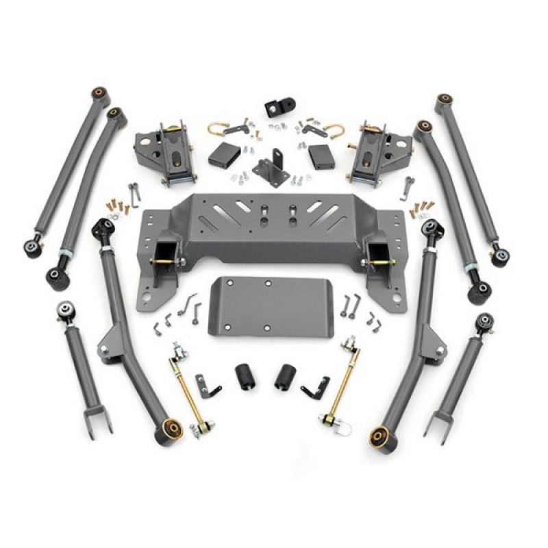 Rough Country 4 Long Arm Upgrade Kit Best Prices Reviews At Morris 4x4