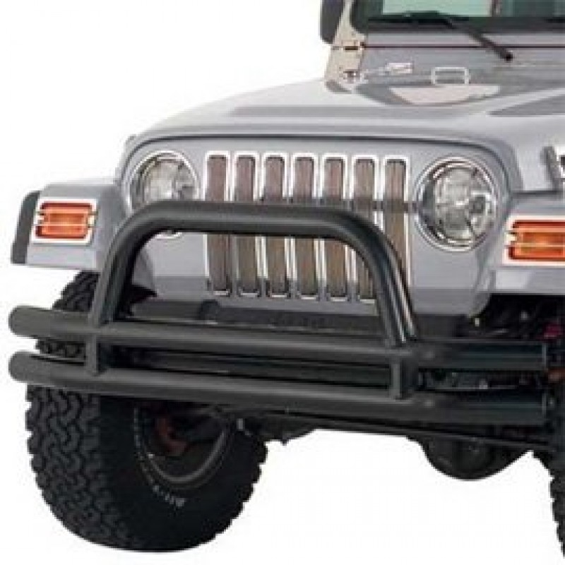 Front BUMPER COVER Textured for 2007-2015 Jeep Wrangler JK