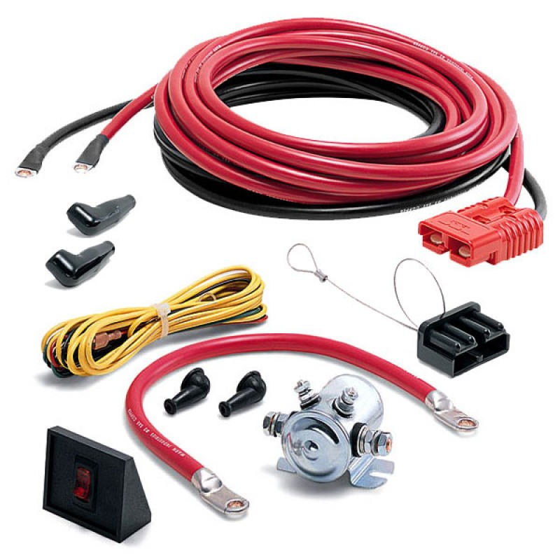 WARN 32966 24 Quick Connect Power Cable