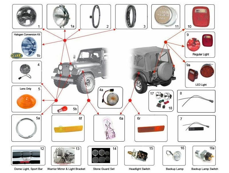 willys turn signal flasher diagram lights for jeep cj s morris 4x4  lights for jeep cj s morris 4x4