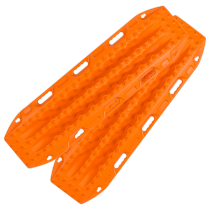 MaxTrax MKII Vehicle Recovery Boards, Safety Orange - Pair