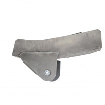 Rust Buster TJ Front Trail Arm Mount - Right Side