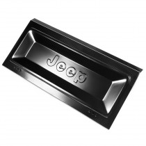 Tailgate Jeep Licensed With Jeep Logo