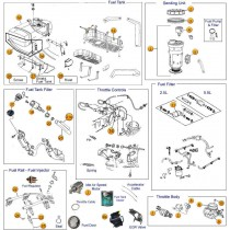 Jeep Fuel System Best Jeep Wrangler Fuel System Prices Reviews Morris 4x4
