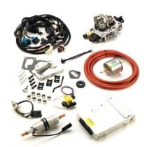 Howell Fuel Injection Conversion TBI Kit - California Legal