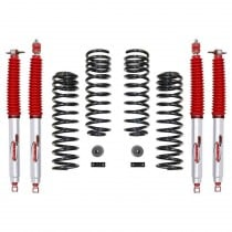 """Rancho 2"""" Sport Suspension Lift Kit with RS9000XL Shocks"""