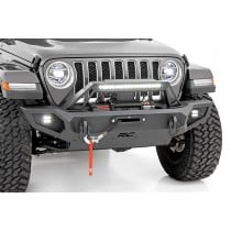 Rough Country Full Width Front Trail Bumper