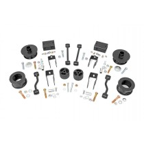 """Rough Country 2.5"""" Spacer Lift Kit without Shocks for Jeep Wrangler JL & Unlimited JL"""