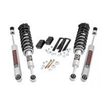 """Rough Country 3"""" Suspension Lift Kit with Premium N3 Series Rear Shocks - 05-20 Tacoma"""