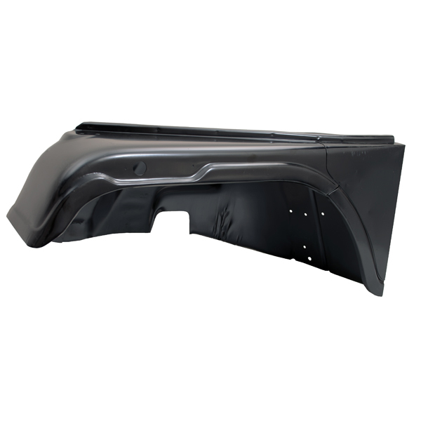 Crown Auto Fender, Driver Side, with Side Marker INDENT - 984705