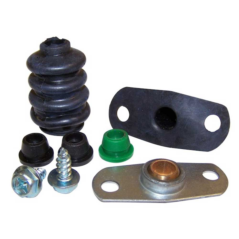 Shift Linkage Repair Kit fits Jeep Wrangler YJ 1987-1995 with Automatic Transmission