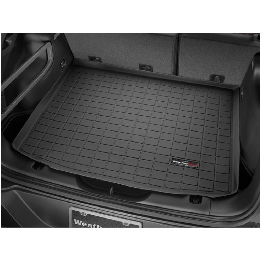 Weathertech Cargo Liner With Bumper Protector Black Cherokee Best Prices Reviews At Morris 4x4