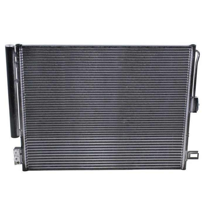Mingyue All Aluminum Air Condition Condenser 1 Row For 1999-2003 Jeep Grand Cherokee Without Oil Cooler