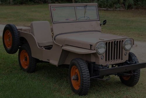 how to identify jeep cj-5, cj-6, cj-7 and cj-8 models and years