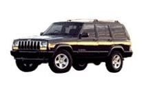 how to identify jeep cherokee xj models and years