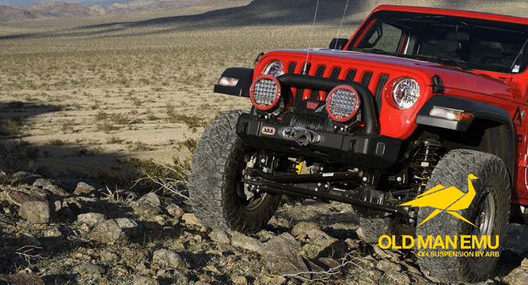 Jeep Suspension Parts & Accessories | Jeep, Truck, & SUV