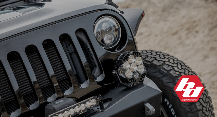 Jeep Lighting | Jeep, Truck, & SUV | Morris 4x4 on