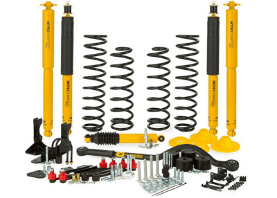 Jeep Parts & Accessories for Wrangler, Cherokee & More