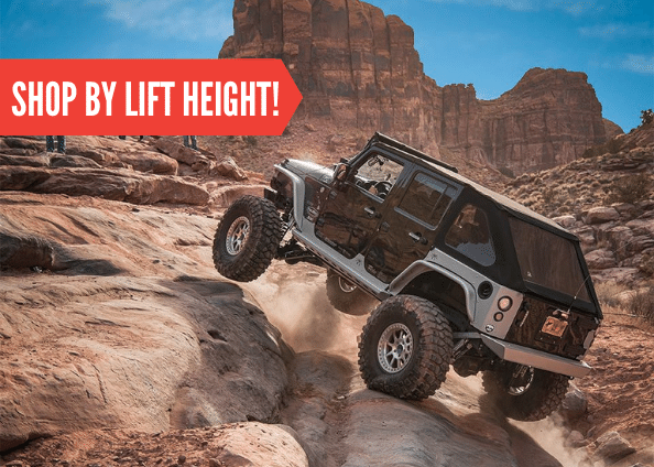 Afterpay Jeep Suspension