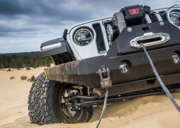 Afterpay Jeep Winches and Recovery