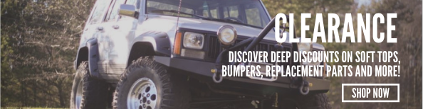 1984-2001 Jeep Cherokee XJ | Morris 4x4 on