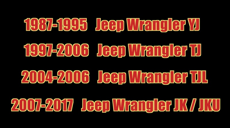 375cb3ed Jeep Knowledge Center - What Do the 2 Letter Jeep Model Mean?