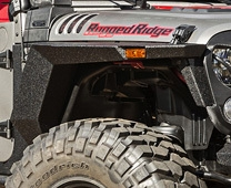 Free Magnetic Panel Kit With XHD Armor Fenders