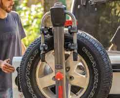 Jeep Bike Racks & Accessories