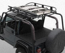 Jeep Cargo & Roof Racks