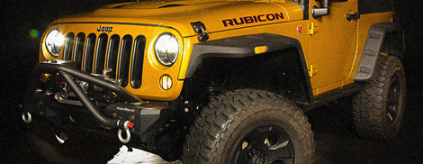 Jeep Custom Packages