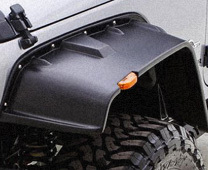 Jeep Fender Flares