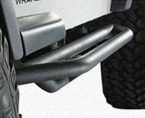 Jeep Rocker Guards & Sliders