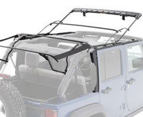 Jeep Soft Top Hardware