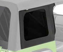 Jeep Soft Top Windows