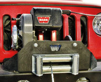Jeep Warn Winches