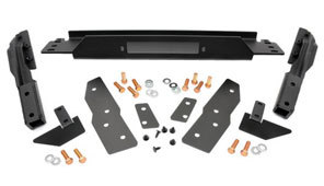 Jeep Winch Plates