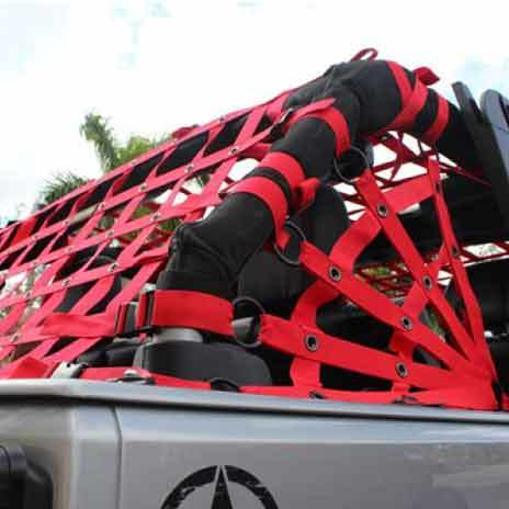 Jeep Cargo Nets