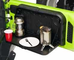 Jeep Tailgate Organizers