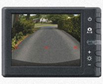 Jeep Back Up Camera System