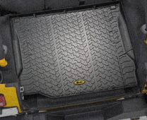 Jeep Cargo Area Liner