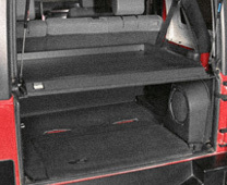 Cargo Area Storage Box