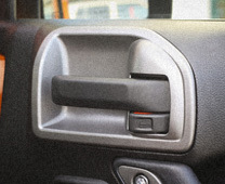 Jeep Interior Doors