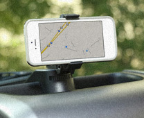 Jeep Phone Mount