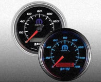 Jeep Speedometer Gauge