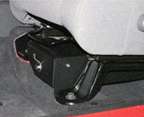 Jeep Underseat Storage Box